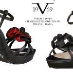 Sandalias para mujer Vinciane de Versace 19.69 chollo en eBay