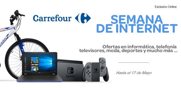 Semana Internet Carrefour
