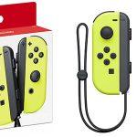 Set Joy-Con color amarillo para Nintendo Switch