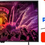 Smart TV Philips 43PUH6101/88 UHD 4K de 43''
