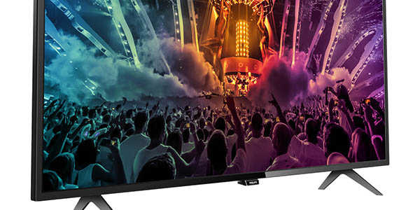 Philips 43PUH6101/88 UHD 4K con Smart TV