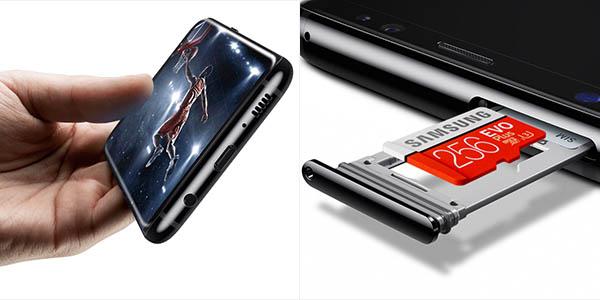 Samsung Galaxy S8 en varios colores