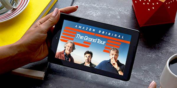Tablet Fire de 7'' barata