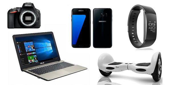 smartphones, informática y tecnología con descuentos en eBay