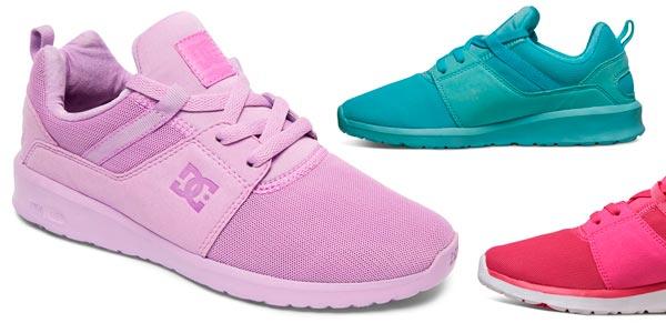 ce216a60eef Zapatillas DC Shoes Heathrow de verano para mujer baratas en eBay