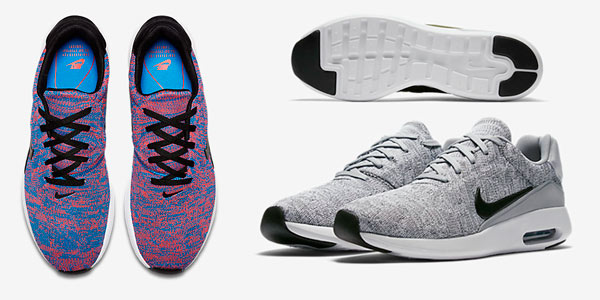 nike air max flyknit hombre 2017