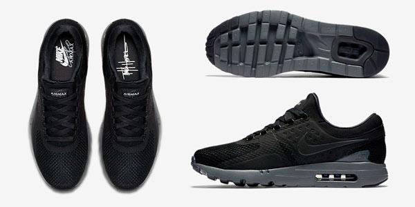 brand new abf7e b051b Zapatillas Nike Air Max Zero unisex a mitad de precio por tiempo limitado