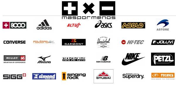 marcas zapatillas running