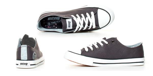 Zapatillas tipo Converse Mustang Trend Low baratas en eBay