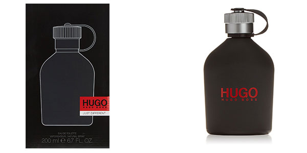 d3027f37e0810 Chollo Eau de toilette Hugo Boss Just Different de 200 ml para ...