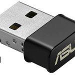Adaptador WiFi USB ASUS USB-AC53 Nano