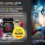 The Amazing Spider-Man 2 HD + 20€ en merchandising