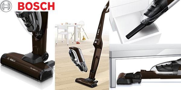 Aspirador sin bolsa recargable Bosch BBH21622 Readyy'y barato en Amazon