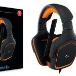 Auriculares de gaming Logitech G231 PRodigy rebajados en Amazon