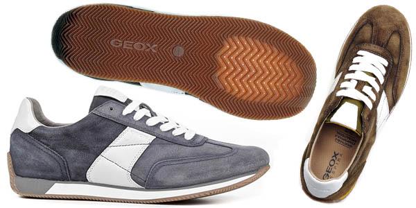 Chollazo zapatillas Geox U Vinto para hombre por sólo 53 875089820d3