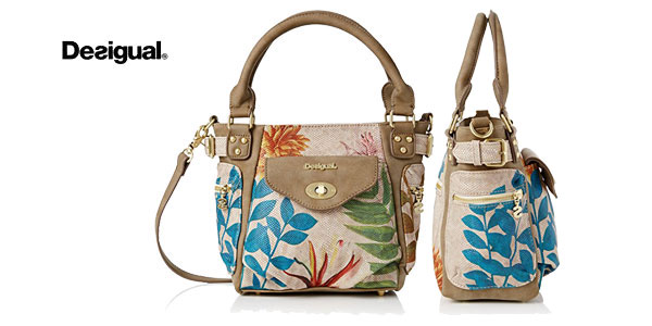 Bolso mini McBee Mogli de Desigual chollo en Amazon