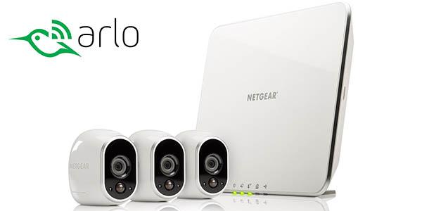 Cámaras IP Netgear Arlo VMS3330-100EUS