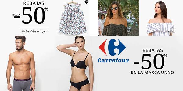 Carrefour código descuento ENVIOGRATIS en ropa para mujer hombre y niños