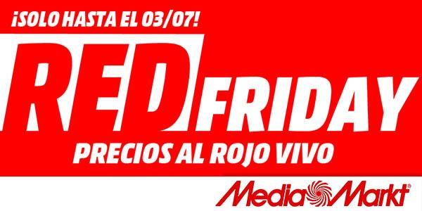 Catálogo de Ofertas Media Markt RED FRIDAY