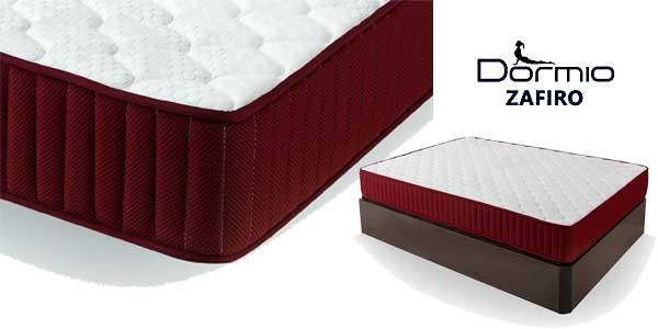 Colchón viscoelástico Dormio Zafiro 135x190 cm chollo en Amazon