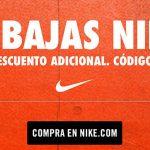 Cupón Nike Julio 2017