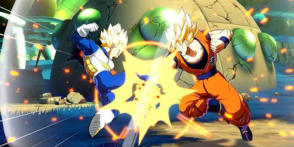 Dragon Ball Fighter Z barato