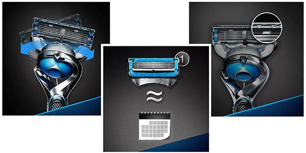 Gillette Fusion Proshield chollo
