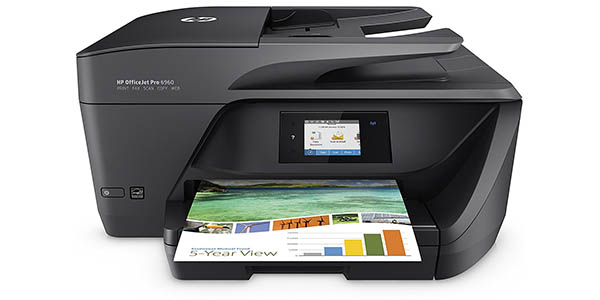 Multifunción HP Officejet Pro 6960 barata
