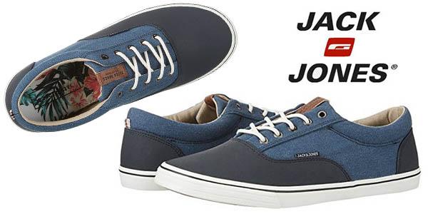 Chollo zapatillas casual jack jones jfwvision washed - Zapatillas lona carrefour ...