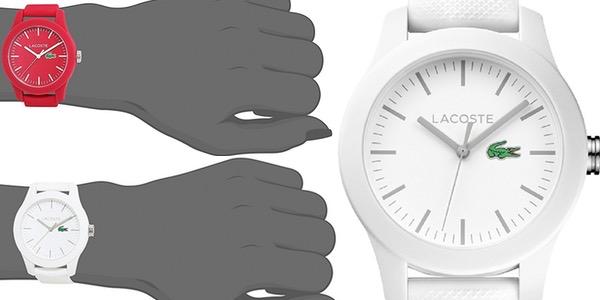 Reloj Lacoste para mujer barato
