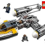 Y-Wing Starfighter de LEGO Star Wars