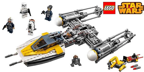 Y-Wing Starfighter de LEGO Star Wars