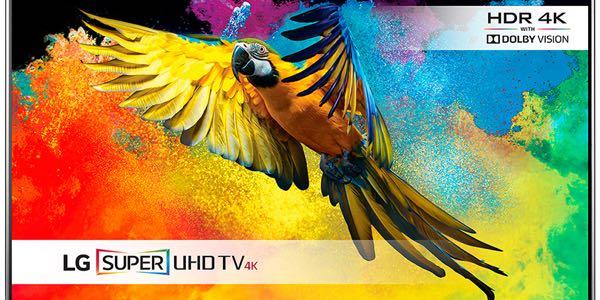 Smart TV LG 49UH850V barato