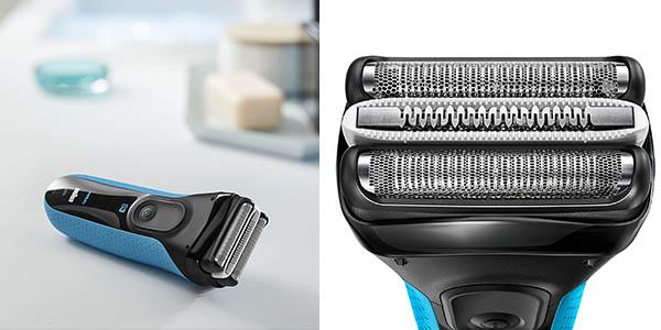 máquina afeitar Braun 3040s series 3 gran relación calidad-precio