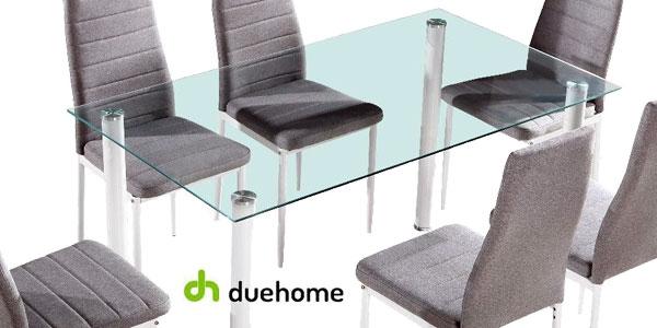 Chollazo Mesa de comedor Due Home de diseño moderno por sólo 59€ con ...