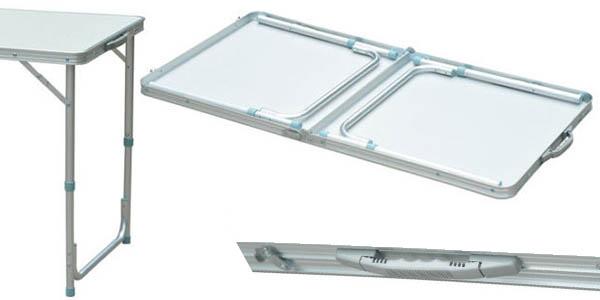 mesa plegable con genial relación calidad-precio