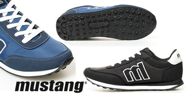 Mustang Funner zapatillas casual para hombre chollo