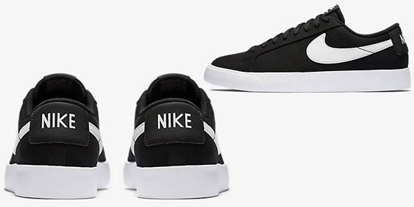 Nike SB Blazer Vapor Textile bambas de diseño skateboard cómodas