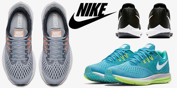 4dd6b024d6d Chollo zapatillas de running Nike Zoom Winflo 4 unisex por sólo 69 ...