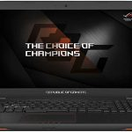 Portátil gaming Asus Rog Strix GL553VD-DM470