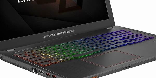 Portátil gaming Asus Rog Strix GL553VD-DM470 barato