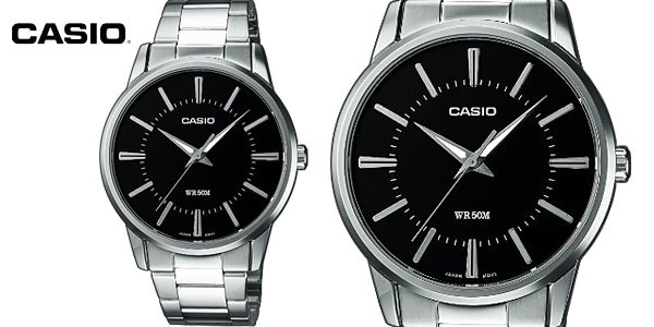4994880fdb0a Chollo Reloj para hombre Casio Collection MTP-1303D-1AVEF de cuarzo ...
