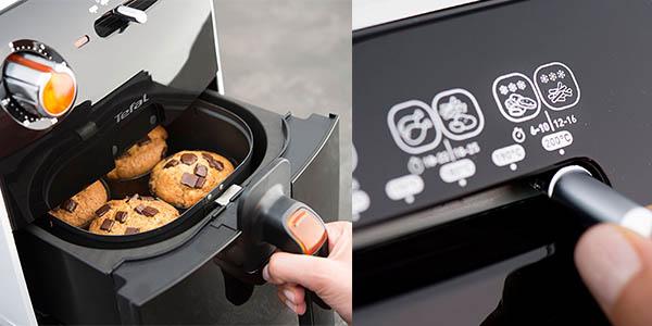 robot de cocina Tefal Fry Delight FC10015 para hornear asar y freir con pocas calorías
