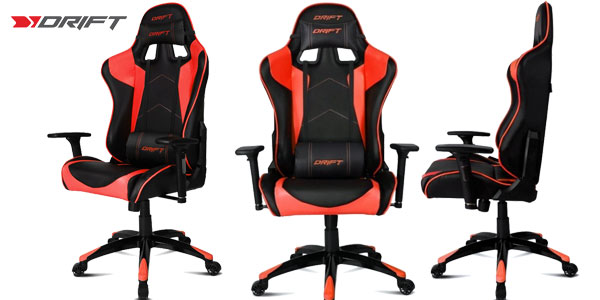 Chollo silla gaming drift dr300 ergon mica por s lo 179 for Super chollo muebles