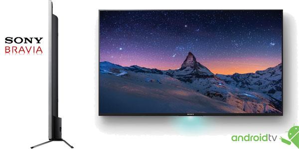 Smart TV con AndroidTV Sony KD-49X8308C chollazo en El Corte Inglés