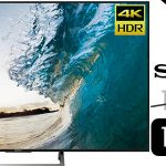 Smart TV Sony KD-55XE8596 UHD 4K de 55""