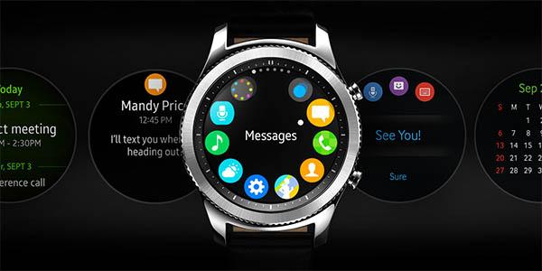 Samsung Gear S3 SM-R770 Classic barato