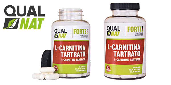 Suplementos de L-Carnitina Qualnat chollo en Amazon
