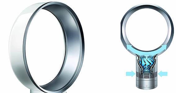 ventilador de mesa potente de diseño moderno con gran relación calidad-precio