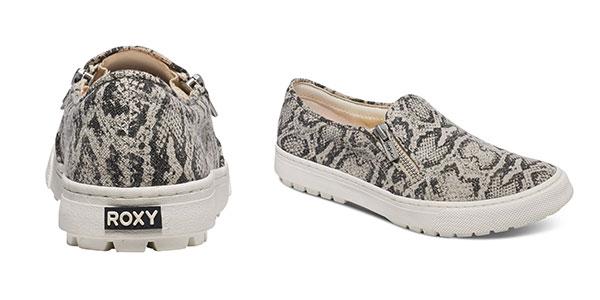 zapatillas sin cordones mujer